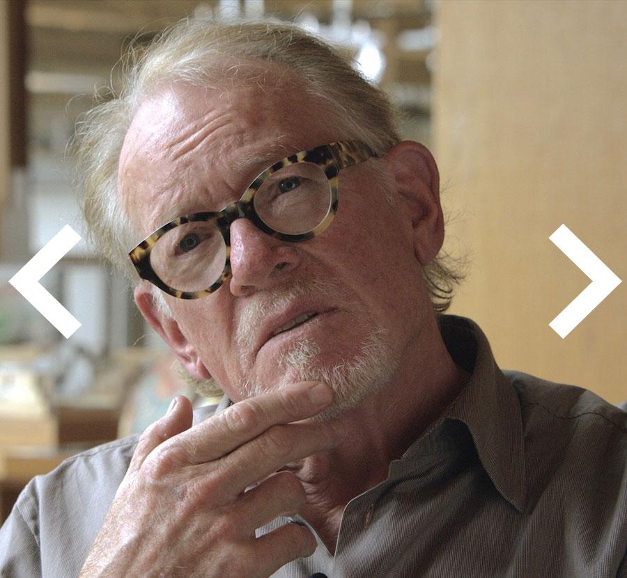 Eric Saarinen.