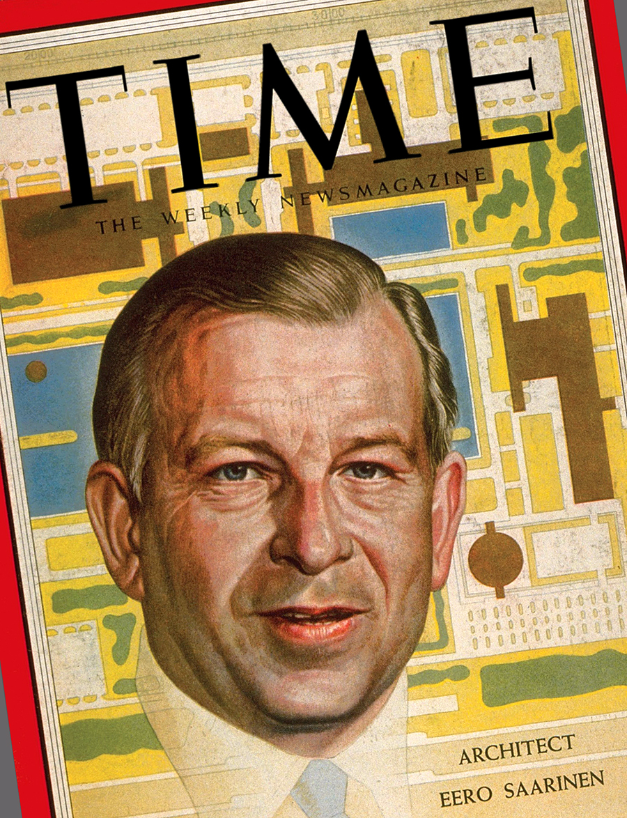 Time Magazine, 1956.